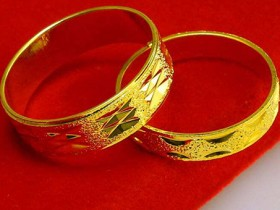 彭州结婚三金首饰在哪里买靠谱?