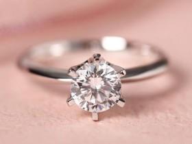 达州铂金钻戒和铂金素圈价格多少?