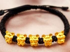 中年女士首饰适合黄金还是彩金?