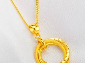 崇州黄金首饰回收每克都是多少钱?最近金价涨了?