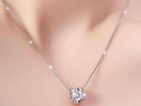 成都怎样挑选钻石项链,其寓意有哪些?