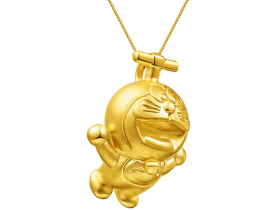 达州黄金首饰买那种材质更时尚?