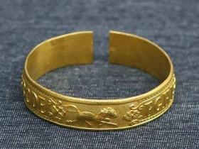 巴中周大福德西尔黄金回收多少钱一克?