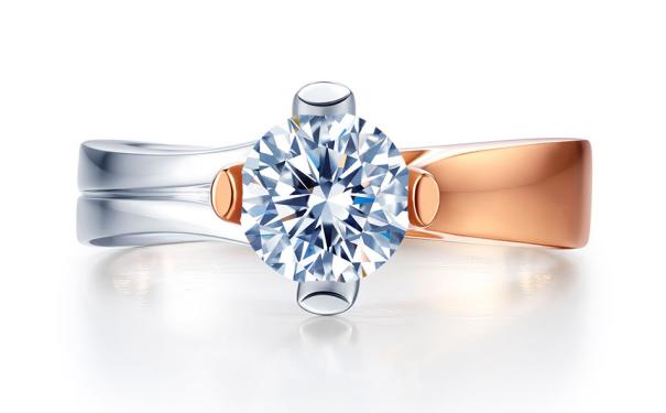 佩戴戒指的注意事项及其大小的挑选方法