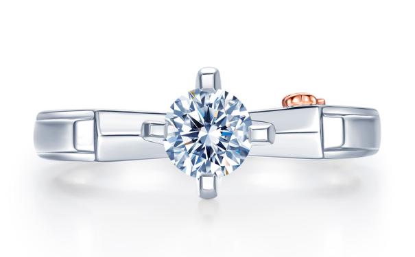 戒指的不同佩戴含义及白金戒指与黄金戒指的差异