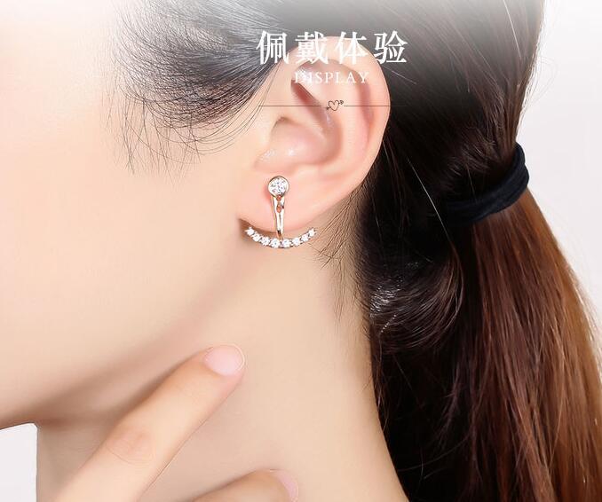 钻石耳钉要买什么款式的比较好,不同形状的耳钉寓意有哪些呢?