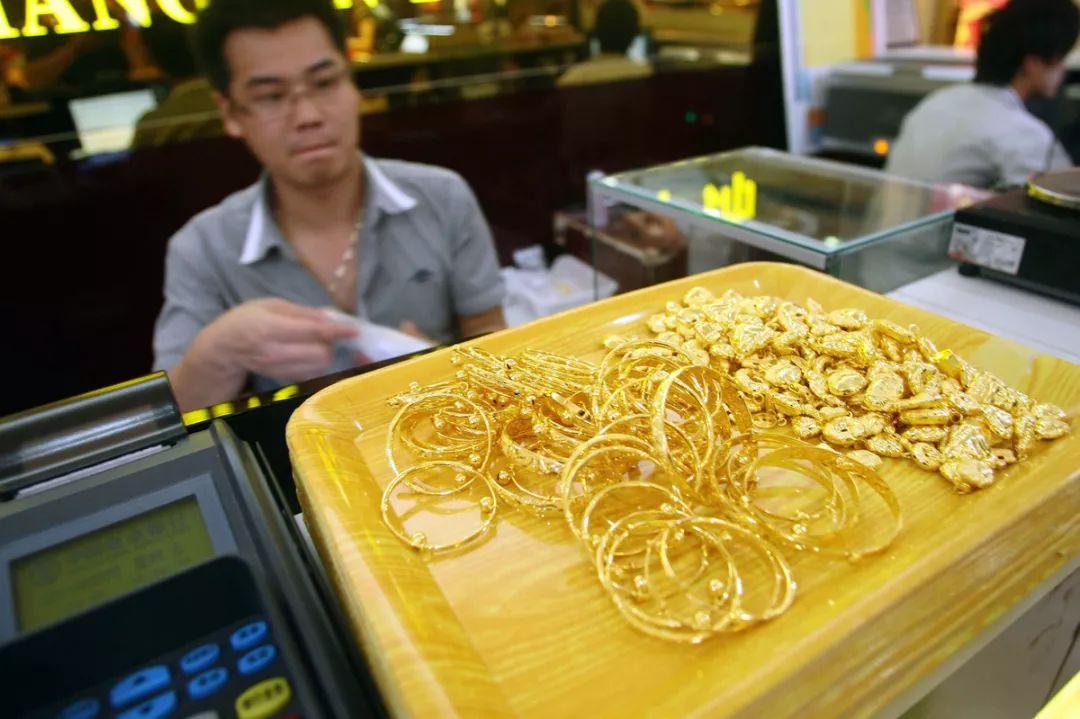 成都黄金回收多少钱一克?哪里可以回收?