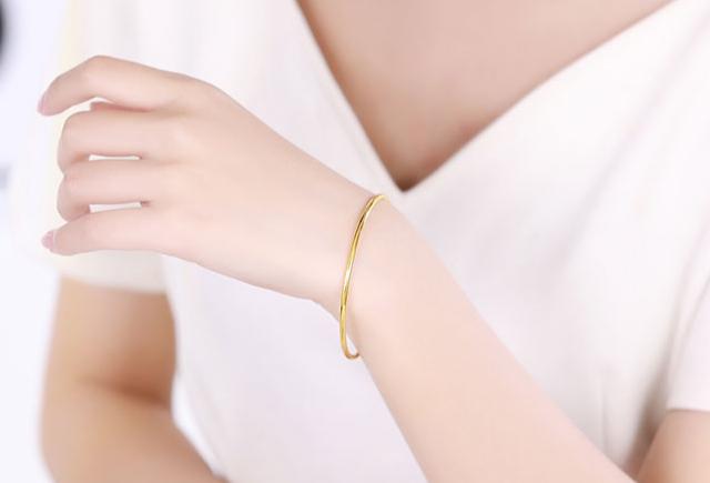 黄金首饰适合年轻人戴吗?