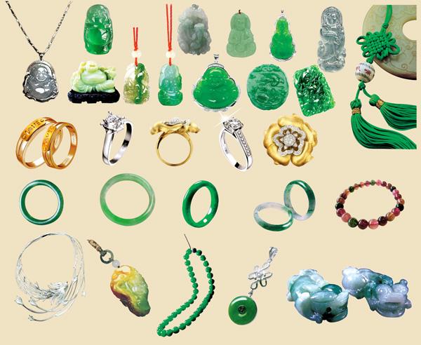 万千珠宝,你喜欢哪一种?