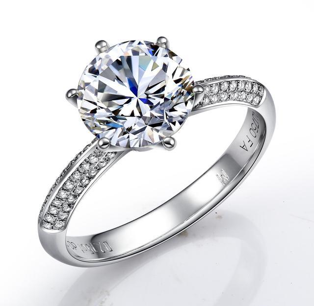 达州如何挑选适合自己的求婚钻戒?