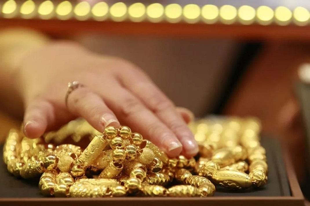 黄金首饰很土?不存在的!