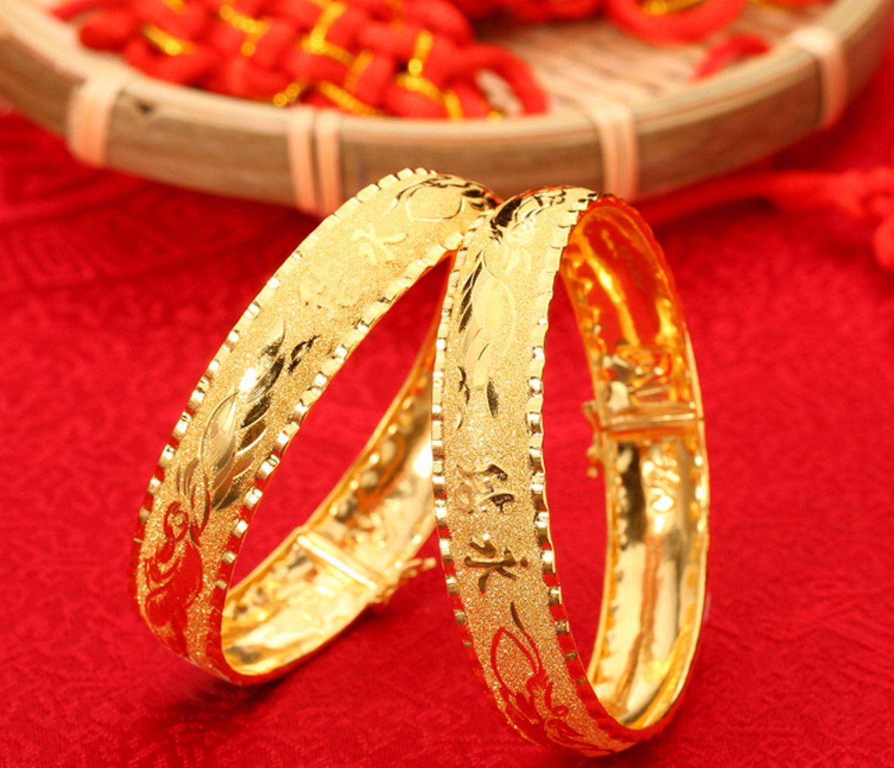 结婚首饰知多少,结婚一定要佩戴三金吗?