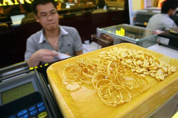 2020年巴中达州黄金回收价格是多少?多少钱一克?